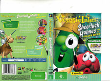 Veggie Tales:Sheerluck Holmes-1993/2013-TV Series USA-DVD