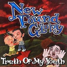 New Found Glory : Truth of My Youth  All Downhill From He CD