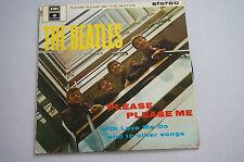 The Beatles Please Please Me LP Vinyl  EMI 064-04219 stereo Italy 1983