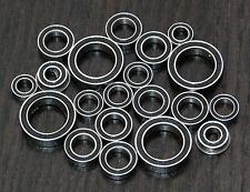 (20pcs) TEAM ASSOCIATED FACTORY TEAM TC6 Rubber Sealed Ball Bearing Set
