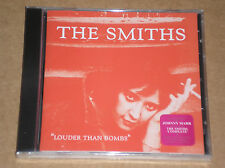 THE SMITHS - LOUDER THAN BOMBS - CD SIGILLATO (SEALED)