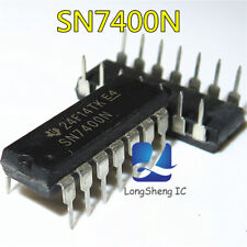 10PCS SN7400N DIP-14 NEW