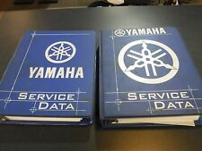 97 - 07 Yamaha Motorcycle, Atv, Scooter Specifications Manual