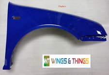 VW Bora New Driver side front wing painted JAZZ BLUE LW5Z