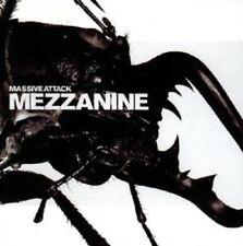 """MASSIVE ATTACK """"MEZZANINE"""" CD NEW+"""