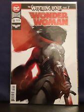 Wonder woman #56 DC Comics, 2020 Red Foil  Cvr UNREAD MINT 9.8 CGC it!!!