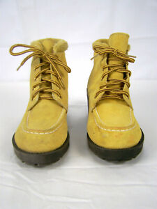 Espirit Footwear Leather Forrester Boots size 5 1/2