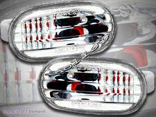 97-02 MIRAGE FRONT BUMPER FENDER SIDE MARKER LIGHTS LAMPS