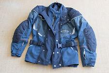 Motorradjacke von Polo Touren Textiljacke Größe L blau