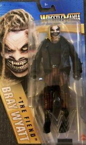wwe mattel series wrestlemania 37 the fiend Bray wyatt brand new