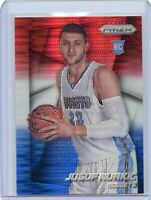 Jusuf Nurkic 2014 Prizm red white blue prizm rookie basketball card RC #280 NM