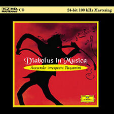 Paganini Diabolus In Musica K2 HD Import CD NUMBERED