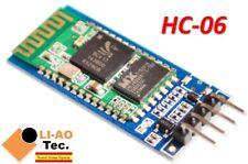HC-06 Bluetooth Serial Transceiver Module 4PIN Slave Master RS232 HC06