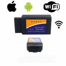 OBD2 Wifi OBD 2 Car Engine Light Fault Code Reader for iOS Android Phone PC