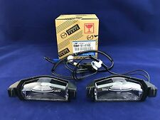 New Genuine OEM 2010-2011 Mazda 3 Rear License Plate Lamp BBM4-51-270D Free Ship