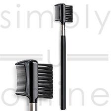 Professional Cosmetic Eyebrow Brow & Eyelash Lash Extension Comb & Brush