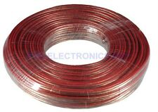 100FT Quality 16 Gauge Ga 16Awg Speaker Cable Wire for Sound System Subwoofer