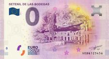 Billet Touristique 0 Euro - Setenil de Las Bodegas - 2018-1