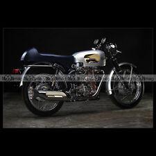 #phm.03999 Photo VELOCETTE VENOM THRUXTON 'CUT AWAY' Moto Motorcycle