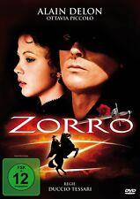 Zorro - Alain Delon, Duccio Tessari (1975) - Die Legende - Filmjuwelen [DVD]