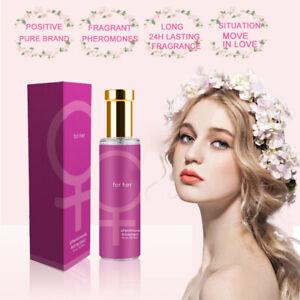 Lure Aphrodisiac Perfume for Woman or Man Pheromone Perfume Spray Flirt Attract