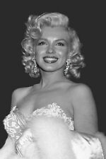 Marilyn Monroe, 1953 Unknown/Anon Marilyn Monroe Movies Print Poster 24x36