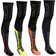 NEW ACERBIS X LEG PRO SOCKS ADULT PAIR MOTOCROSS MX ENDURO UNDERSLEEVES QUAD BMX
