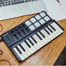 Worlde Panda Mini 25-Key USB Keyboard and Drum Pad MIDI Controller J8Q1