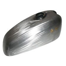 New Gas Petrol Fuel Tank Raw Steel Matchless Motorcycle S2u