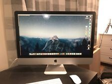 "Apple iMac 27"" Desktop with 5K Retina Display, 3.4Ghz, 1TB Fusion (June, 2017)"