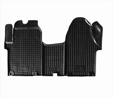 Rubber Car Floor Mats All Weather Alfombras Goma Auto RENAULT TRAFIC 2001-2014