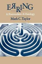 Erring: A Postmodern A/theology-ExLibrary