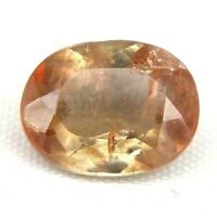 TOP ANDALUSITE : 2,86 Ct Natürliche Andalusit Rot Braun aus Brasilien