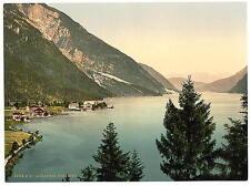 Achensee Pertisau Tyrol A4 Photo Print