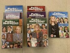 Parks And Recreation Complete Series 1-7         Region 2         Fast  Shipping