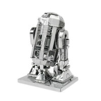 Star Wars Classic – R2-D2 Metal Earth 3D Laser Cut Metal Puzzle by Fascinations