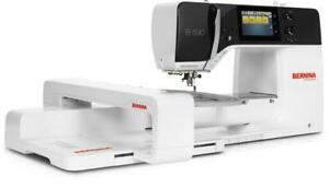 Bernina 590 E Sewing, Quilting & Embroidery Machine (7 Year Warranty)