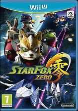 Wii U Game StarFox Zero Wii U - MINT Condition UK STOCK - 1st Class Delivery