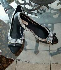 Vera Wang Ballerina Shoes Size 9