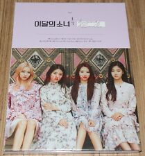 LOONA 1/3 Love & Evil 1st Album Repackage LIMITED CD + PHOTOCARD + FOLDED POSTER