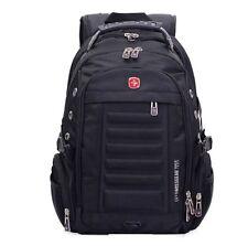 Swissgear Men's Travel Backpacks School Bags Wenger Computer Laptop Rucksack NEW