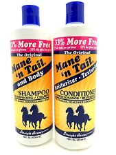 Mane 'n Tail Original Shampoo 473ML and Conditioner 473ML BONUS SIZE Pair DEAL