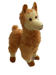 Plush Llama Classic Toy Co Alpaca Standing Stuffed Animal Toy