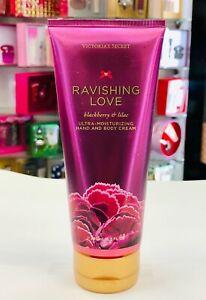 Victoria's Secret Ravishing Love Limited Edition Hand And Body Cream 6.7 oz