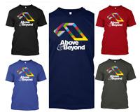 New  Above And Beyond logo T-SHIRT Music Merchandise EDM Dance S-XXL