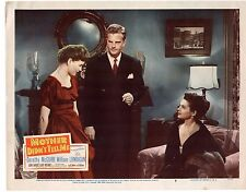 DOROTHY MCGUIRE WILLIAM LUNDIGAN MOTHER DIDN'T TELL ME 11x14 Lobby Card LC676