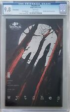 Wytches #1 CGC 9.8 4th World Comics & Toys Variant