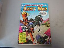 Our Army at War #10 COMIC BOOK 1953
