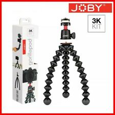 JOBY GorillaPod 3K Kit.Tripod with Ballhead for Cameras or Devices upto 6.6lbs