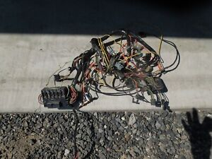 1967 Chrysler 300, NewYorker, Newport Under Dash Wiring Harness NICE Original